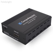 Pro AV/IT 3G-SDI to HDMI Video Converter with Audio Support - Polebright update