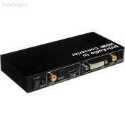 DVI & Audio to HDMI Converter - Polebright update