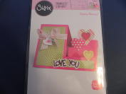 Sizzix Card Die ~ Hearts Step-Up!!!