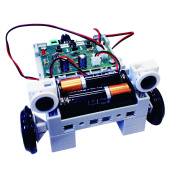 Click-Bot Push Button Programming Robot