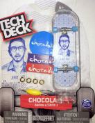 Jerry Hsu Tech Desk Series 2 Chocolate Skateboard 96mm Board with Stand Rare