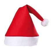 Generic Red Christmas Hat Santa Claus Hat Christmas Party Supplies