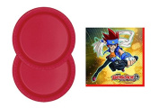 Beyblade Dinner Party Place Setting for 16