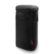 Lightning Power – OontZ Angle 3 Ultra-Portable Wireless Bluetooth Speaker Water-Resistant Lycra Zipper Carrying Case Bag