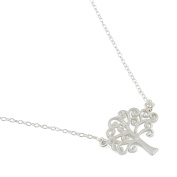 "Sterling Silver,Chain Necklace"" TREE OF LIFE"" the Ultimate Evolution of Consciousness …"