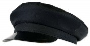 Beistle 60329 2 Piece Chauffeur Hats, Black