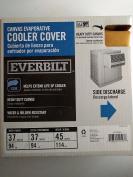 90cm . x 90cm . x 110cm . Side Draught Evaporative Cooler Cover