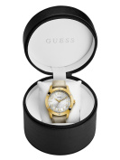 GUESS Gold-Tone Sport and Shine Watch