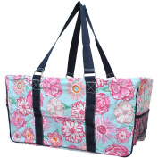 N. Gil All Purpose Open Top 60cm Classic Extra Large Utility Tote Bag 2