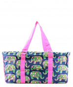 N. Gil All Purpose Open Top 60cm Classic Extra Large Utility Tote Bag 1