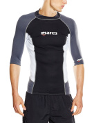 Mares Men's Thermo Short Sleeve 0.5 Rash Guards