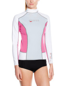 Mares Women's Thermo Long Sleeve 0.5 Dives Rash Guards