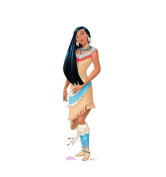 Pocahontas - Disney Princess Friendship Adventures - Advanced Graphics Life Size Cardboard Standup