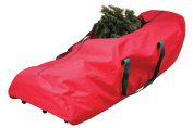 Dyno Seasonal Solutions St. Nick's Choice Artificial Tree Rolling Storage Bag Fabric, 2.7m