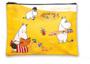 "Moomin ""Small Pecil Porch"" Sunset, MO-PO022"