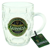 Guinness® Green Collection Dimpled Tankard