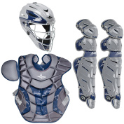 All-Star System Seven Pro Camo Adult Baseball Catcher's Set
