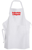 Authenticity is Magnetic – Adult Size Apron - True Real Genuine Self-Confidence