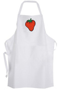 Sweet Strawberry Fruit – Adult Size Apron – Kitchen Chef Cook