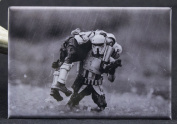"Stormtroopers ""Leave No Man Behind"" Refrigerator Magnet. Toy Photography"