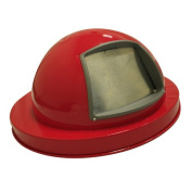 Witt Industries 5555RD Outdoor Accessories, Red Finish