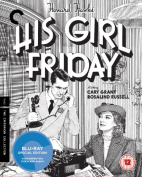 His Girl Friday - The Criterion Collection [Regions 1,2,3] [Blu-ray]