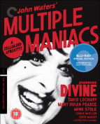 Multiple Maniacs - The Criterion Collection [Regions 1,2,3] [Blu-ray]
