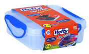 Hefty® Clip Fresh® 2.5 CUPS SQUARE W/4 REM INSRT