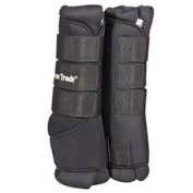 Back On Track Royal Quick Wraps (Pair) - The Best & Easiest Way To Rid A Horse Or Pony Of Bucked Shins / Splints - These Are Popular As Travel Boots- Made Using Welltex