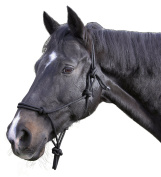 Kerbl Knotted Head Collar-Black