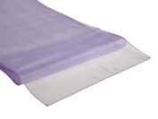 Organza Table Runner- Lilac