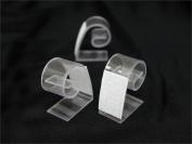 Table Skirt Clips Plastic w/ .   - Bag of 10