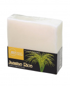 Saboo All Natural Oil Based Scented Aromatherapy Organic Handmade Soap, Jasmine Rice