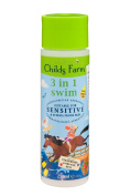 Childs Farm Strawberry and Mint 3 in 1 Swim 250 ml - Pack of 6