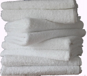 Pack of 12, Premium Quality Soft Baby Terry Towelling Nappies 100% Cotton 60x60cm.