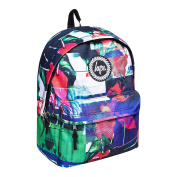 Hype Glitch Flowers Backpack