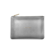 Katie Loxton - Magical Moments - The Perfect Pouch - Metallic Charcoal