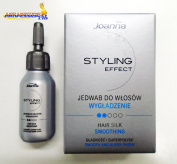 JOANNA STYLING EFFECT Smoothing Silk Therapy Serum Oil For Hair Conditioner 15ml
