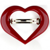 1 Open Heart Patent Clasp Length