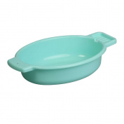 1x BEHREND Wash Bowl Washing Up Bowl, Tray, Soap Dish, Oval, 5 Litre, 45X30X10 CM, Assorted Colours
