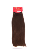 46cm Premium Indian Remy Angel 100% Human Hair Extension Weave 113g #S1