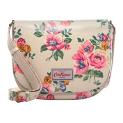 CATH KIDSTON Stone Windflower Bunch Large Curved Saddle Bag