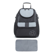 Multifunctional Waterproof Baby Nappy Nappy Changing Bag Mommy Backpack