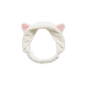 GEOOT Makeup Cat's Ear Hair Band (Beige) by Geoot