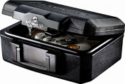 Master Lock Small Fireproof Fire resistant Keyed Chest