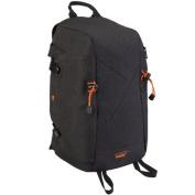 Kalahari SWAVE S Camera Bag Black/Orange with Rain Cover for DSLR or System Cameras Equipment