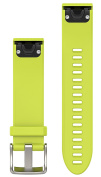 Garmin QuickFit 20 Silicone Band – Amp Yellow