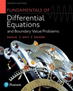 Fundamentals of Differential Equations and Boundary Value Problems Plus Mymathlab with Pearson Etext -- Title-Specific Access Card Package