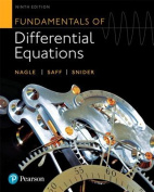 Fundamentals of Differential Equations Plus Mymathlab with Pearson Etext -- Title-Specific Access Card Package