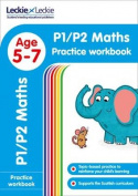 P1/P2 Maths Practice Workbook (Leckie Primary Success)